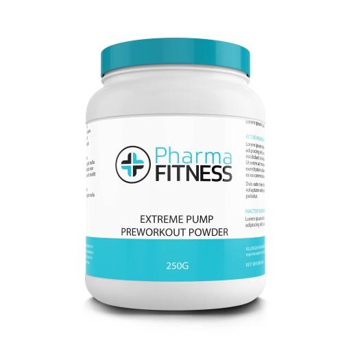 Extreme Pump Pre Workout