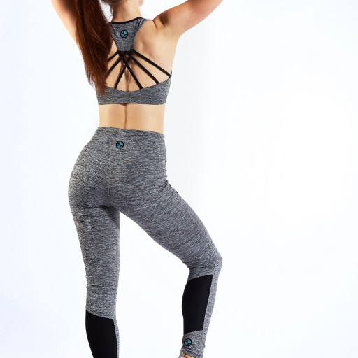 PharmaFitness Leggings - Grey